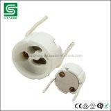 Zoccolo di lampada di ceramica del supporto GU10 della lampada GU10