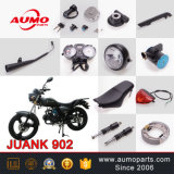 Tubo di scarico della parte del motociclo per 50cc Juank 902