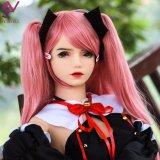 Juguete japonés de la muñeca del sexo de la muchacha el 148cm del Anime de Cosplay