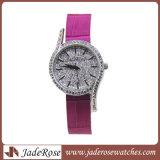 Diamond Fashion Watch relógio de pulso Relógios de quartzo ver de novo estilo