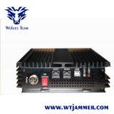 PC-gesteuerter 8 Mobiltelefon-Signal WiFi Hemmer der Antennen-3G 4G
