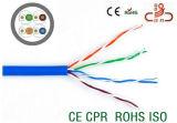 UTP Cat5e/Computer 케이블 데이터 케이블 커뮤니케이션 케이블 연결관 오디오 케이블