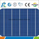 alta Effeciancy pila solare policristallina di 156mmx156mm