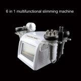 Mini machine bipolaire portative de la cavitation rf du vide 40K