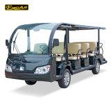 Excar 14 Seater 7.5kw 시 관광 버스 전기 근거리 왕복 버스