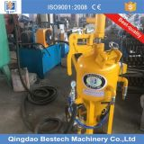 Machine humide non poussiéreuse de sableuse du sable Bt500