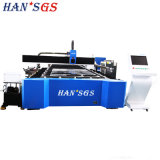 20 années d'expérience à 3000W feuille de métal de découpe laser à fibre-Tube de Hans GS laser CNC