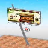 새로운 디자인 옥외 광고 게시판