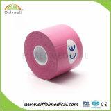 China Color puro músculo Kinesiología cinta utilizada para el Atleta de Deportes