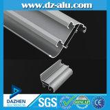 Profil en aluminium personnalisé de l'extrusion 6063 T5 avec la couche de poudre au Ghana