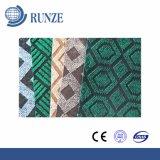 Exposición de Jacquard Nonwoven alfombras alfombra alfombras de exposiciones