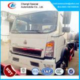 Camion mobile 10000liters di rifornimento di carburante di HOWO 4X2 da vendere, camion di Refueler dei 6 velivoli dei carrai