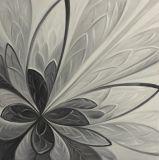 Het Schilderen van de hand Olieverfschilderij van het Canvas van de Vlinder het Abstracte