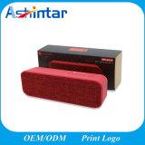 O subwoofer wireless portáteis Minicaixa Acústica pano tecido tampa do alto-falante Bluetooth
