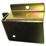 Tôle estampant une partie de de plaque métallique avec le cuivrage
