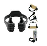 Calidad Premium pulgar Ok soporte para teléfono Soporte de coche