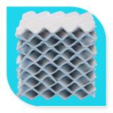 Empaque estructurado de cerámica para la transferencia de masa