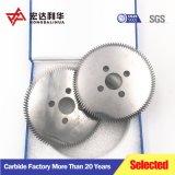 Yg6 Yg8 Yg10Xの炭化タングステンのひっくり返された回状は鋸歯を