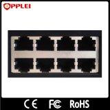 Haut de la qualité 100/1000OEM/ODM Mbps multi canaux Poe les dispositifs de protection contre les surtensions