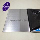 201 1.4401 304L № 4 Атласная полированный поверхности листа из нержавеющей стали
