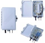 접합기 Sc/APC를 가진 2개의 코어 광섬유 종료 상자