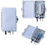 Terminación de fibra óptica de 2 núcleos de verificación con Adaptador SC/APC