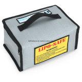 La protección térmica Caja ignífuga Fire-Resistant el bloqueo de la bolsa de correo
