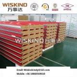 PPGI Colorgold Felsen-Wolle-Zwischenlage-Panel mit ISO9001