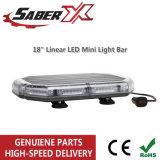 """高品質18 """"パトカーのトラフィックのための線形LEDの小型ライトバー"""