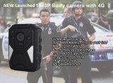 4G身に着けられているカメラの10+時間電池の時間は眺めのボディによって住んでいる