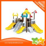 De commerciële Plastic Apparatuur van de Speelplaats van Kinderen Openlucht voor Kleuterschool