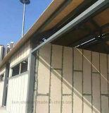 セメントのボードが付いている強い高層鋼鉄建物フレームのカバー