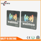 De Markering RFID van het Toegangsbeheer NFC met het Embleem van de Laag en van de Douane van het Metaal