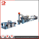 Kundenspezifische Dampf-Kabel-Geräten-horizontale Farben-Einspritzung-Maschine