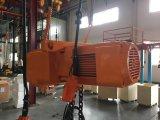 Élévateur à chaînes électrique d'application de bateau