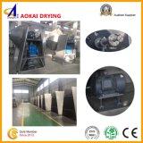 Machine en lots rotatoire de séchage sous vide avec la reprise de gaz toxique