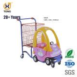Carrinho de Compras infantil barata Trolley com pavilhão