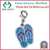 Mini metallo Keychains, supporto chiave, anelli portachiavi di stile del pattino