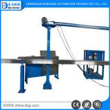 El cable conductor de una capa de decisiones de la fábrica de línea de producción de la extrusora