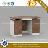 Long Jing mélamine couleur laminé de hêtre de mobilier de bureau (HX-8NE010)