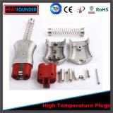 Enchufe de cerámica de alta temperatura del poder más elevado del enchufe de la corriente fuerte del enchufe