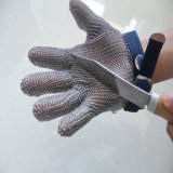 A rede electrossoldada Anti-Cut luvas de Aço Inoxidável