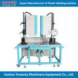 Machine van de Smelting van het Stootkussen van PC van de Apparatuur van het ultrasone Lassen de Plastic Hete met Fabriek