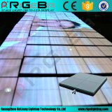 P10 exterior impermeable etapa de la pantalla LED de luz