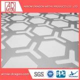 Corte a Laser de painéis de tela de alumínio com pintura metálica/ Partição Mashrabiya/ Divisor de quarto