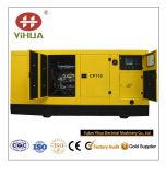 완전히 주요한 힘 Ricardo 디젤 엔진 발전기 세트 110kw/137.5kVA