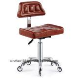 현대 PU 회전대 바 의자, 고품질 튼튼한 둥근 의자 바 의자