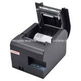 Icp-Pn160 Mini Desktop USB para impressora térmica de recibos Resterant/Retalho/Express com marcação CE/FCC/RoHS (80mm) CE/FCC/RoHS (80mm)