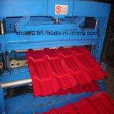 China-Fabrik, welche die glasig-glänzende Dach-Fliese-Rolle bildet Maschinen-Zubehör für Verkauf bildet