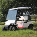 Автомобиль гольфа 2 Seater для поля для гольфа, электрической тележки гольфа для сбывания, тележки гольфа 2 мест миниой для сбывания